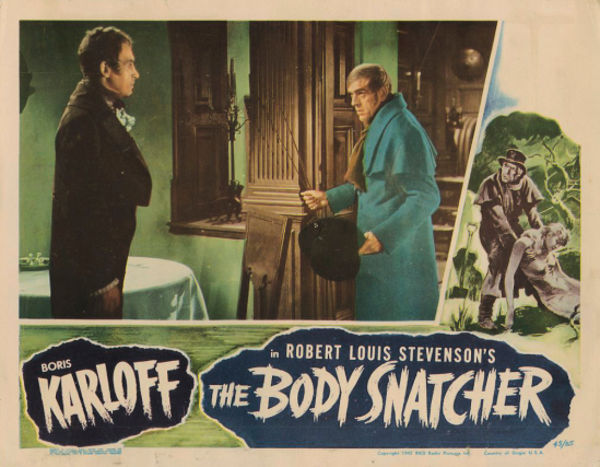 The Body Snatcher 2