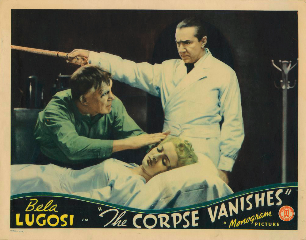The Corpse Vanishes 1