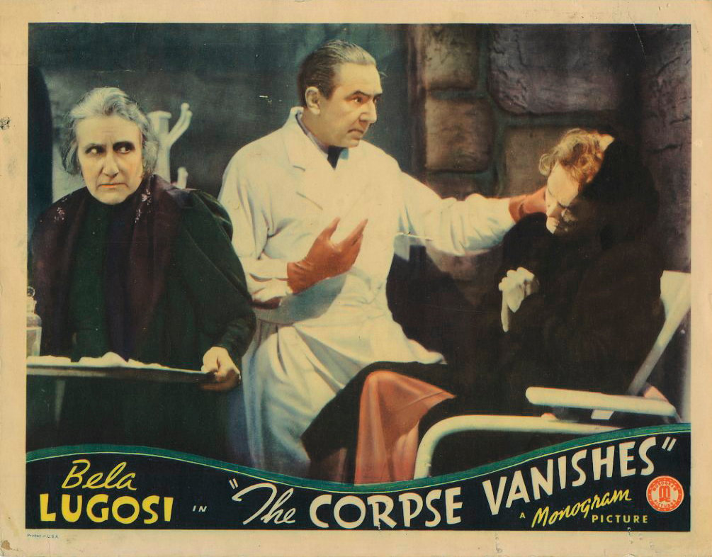 The Corpse Vanishes 2