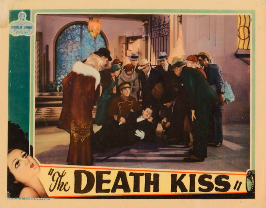 The Death Kiss 1