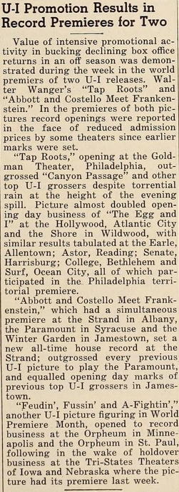 The Film Daily July 16 1948
