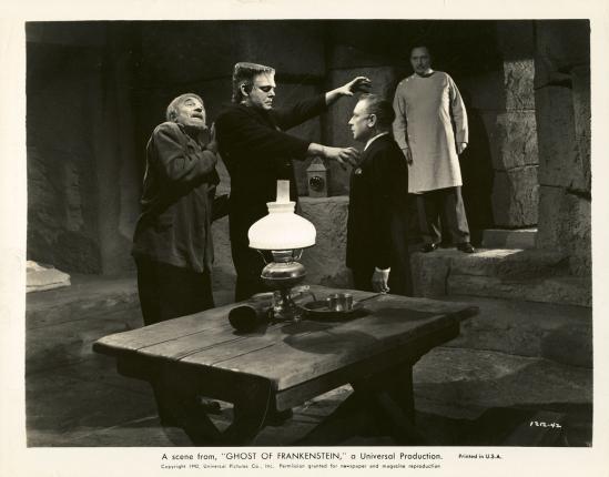 The Ghost of Frankenstein 24