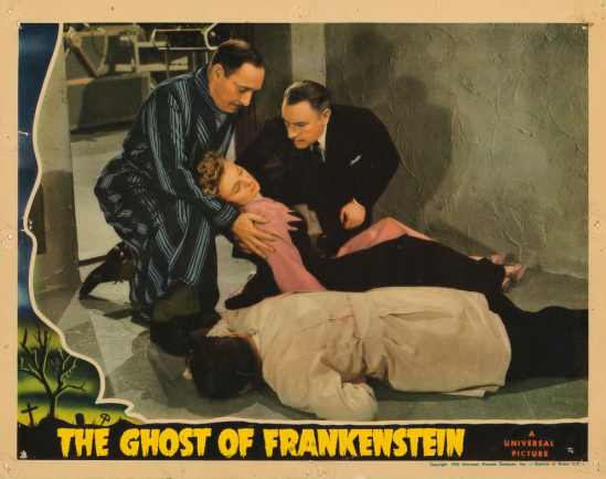 The Ghost of Frankenstein 3