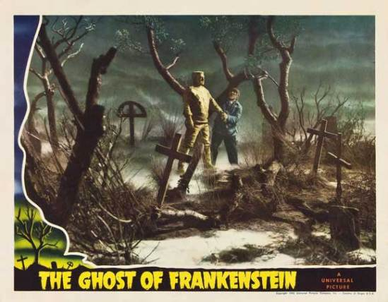 The Ghost of Frankenstein 5