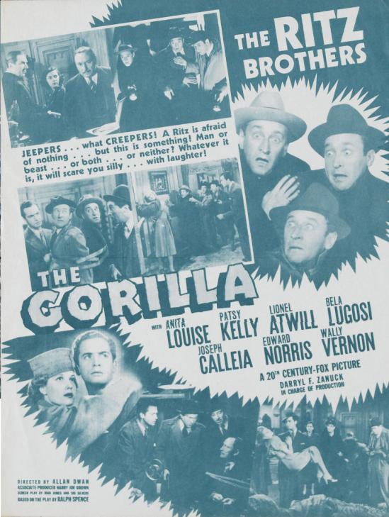 The Gorilla Herald Inner