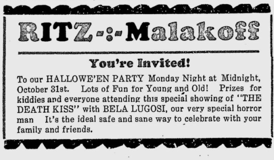 The Malakoff News, October 21, 1938