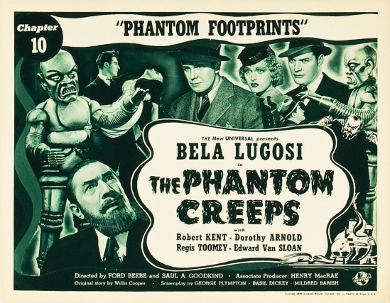 The Phantom Creeps Chapter 10 (1)