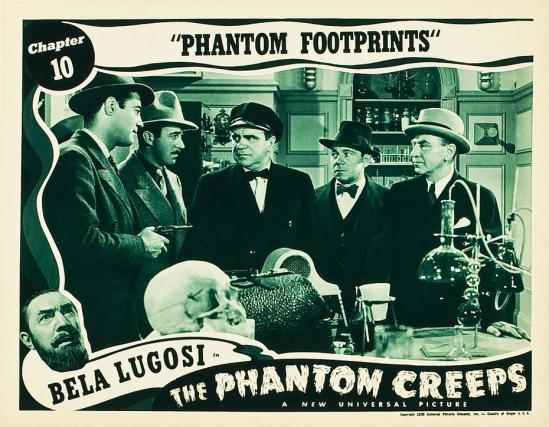 The Phantom Creeps Chapter 10 (2)