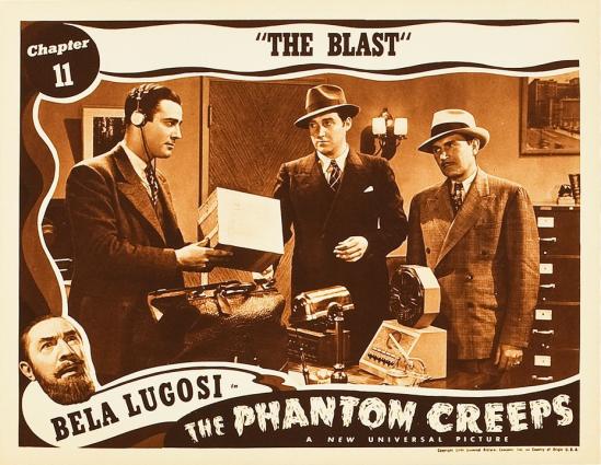 The Phantom Creeps Chapter 11 (2)