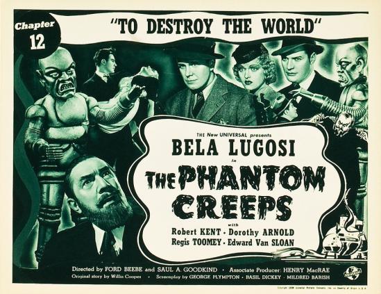 The Phantom Creeps Chapter 12 (1)