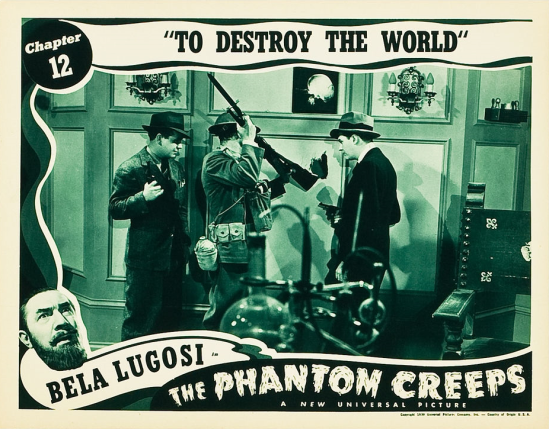 The Phantom Creeps Chapter 12 (2)