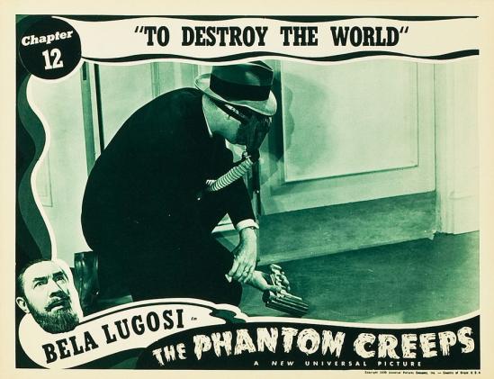 The Phantom Creeps Chapter 12 (3)