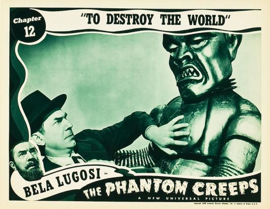 The Phantom Creeps Chapter 12 (6)