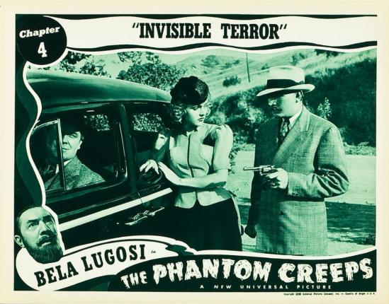 The Phantom Creeps Chapter 4 (4)