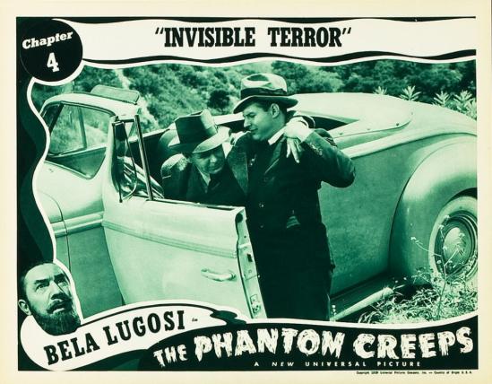 The Phantom Creeps Chapter 4 (5)