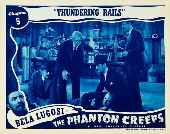 The Phantom Creeps Chapter 5 (5)