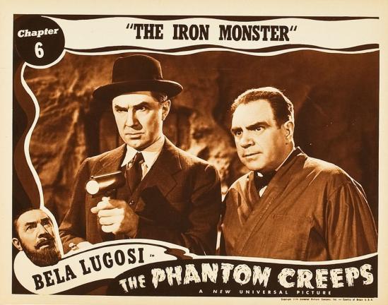 The Phantom Creeps Chapter 6 (2)