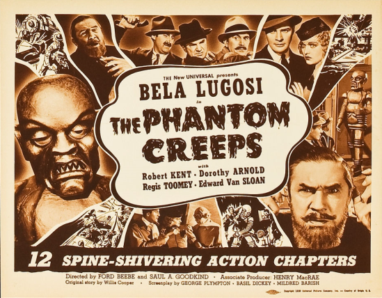 The Phantom Creeps Chapter 6