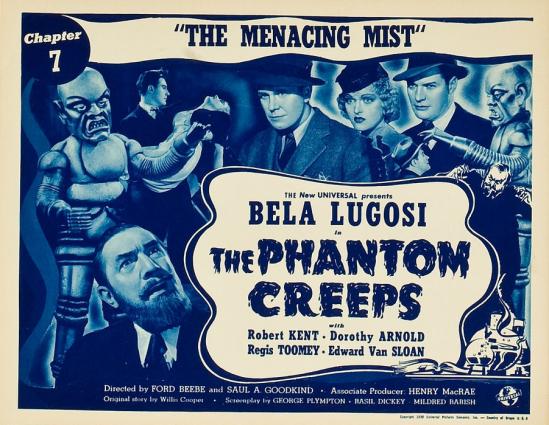 The Phantom Creeps Chapter 7 (1)