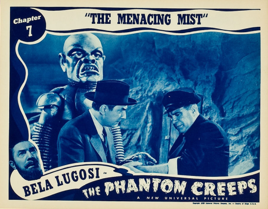 The Phantom Creeps Chapter 7 (2)