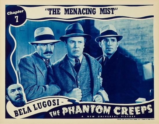 The Phantom Creeps Chapter 7 (7)