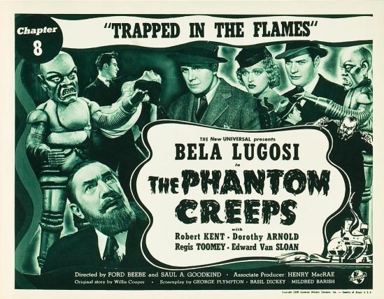The Phantom Creeps Chapter 8 (1)