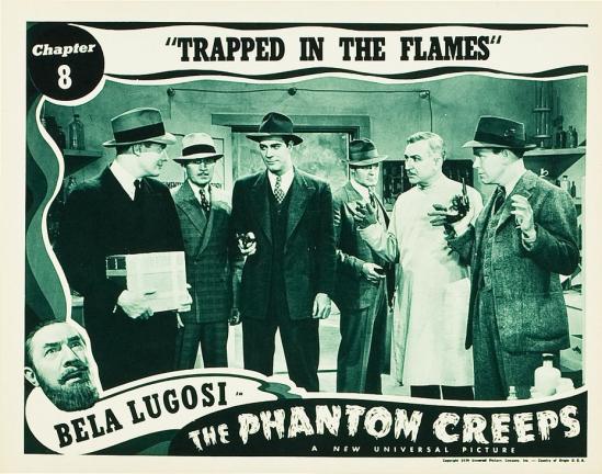 The Phantom Creeps Chapter 8 (2)