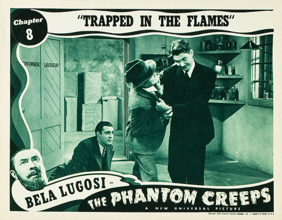 The Phantom Creeps Chapter 8 (3)