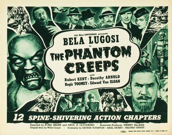 The Phantom Creeps Chapter 8