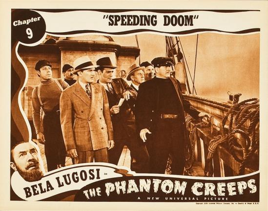 The Phantom Creeps Chapter 9 (2)