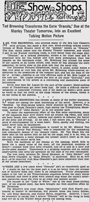 The Pitsburgh Press February 26, 1931 2