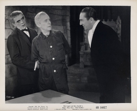 The Raven 1949 Re-Release Still
