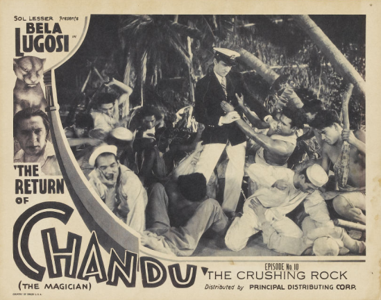 The Return of Chandu Episode 10 Lobby Card