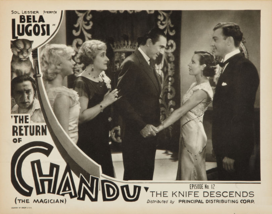 The Return of Chandu Episode 12 Lobby Card 2