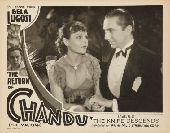 The Return of Chandu Episode 12 Lobby Card 3