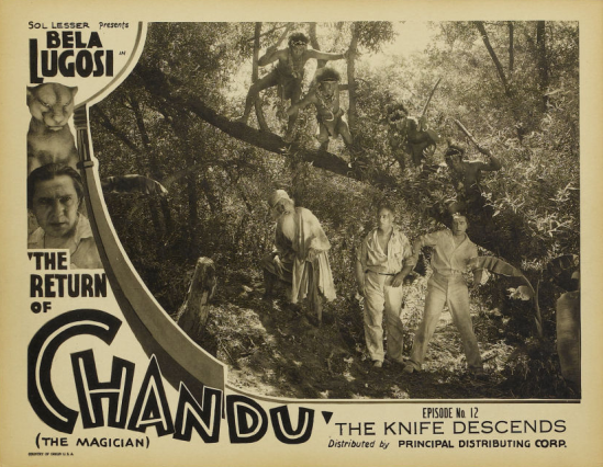 The Return of Chandu Episode 12 Lobby Card 4