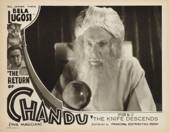 The Return of Chandu Episode 12 Lobby Card 5