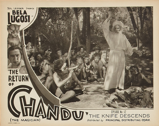 The Return of Chandu Episode 12 Lobby Card 6