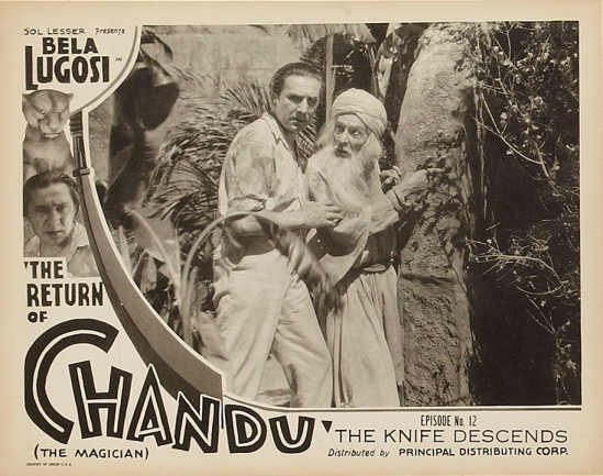 The Return of Chandu Episode 12 Lobby Card 8