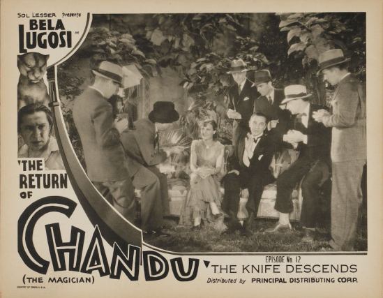 The Return of Chandu Episode 12 Lobby Card