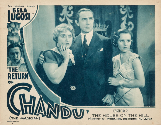 The Return of Chandu Episode 2 Lobby Card 2