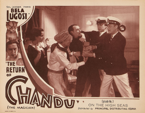 The Return of Chandu Episode 3 Lobby Card 5