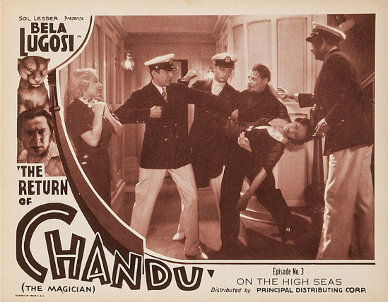 The Return of Chandu Episode 3 Lobby Card 6
