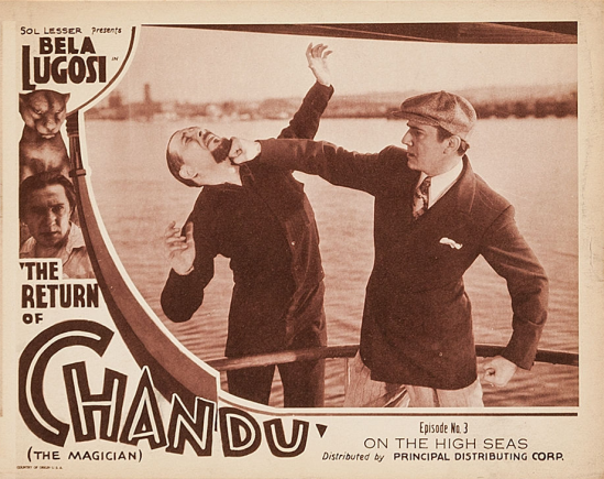 The Return of Chandu Episode 3 Lobby Card 7