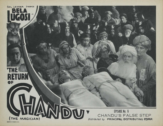 The Return of Chandu Episode 6 Lobby Card 4
