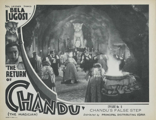 The Return of Chandu Episode 6 Lobby Card 5