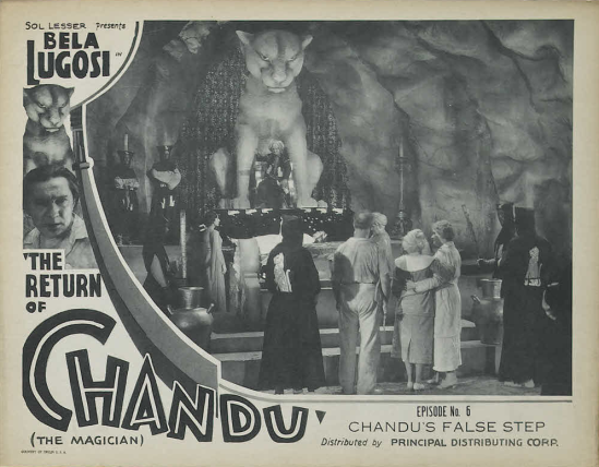 The Return of Chandu Episode 6 Lobby Card 6