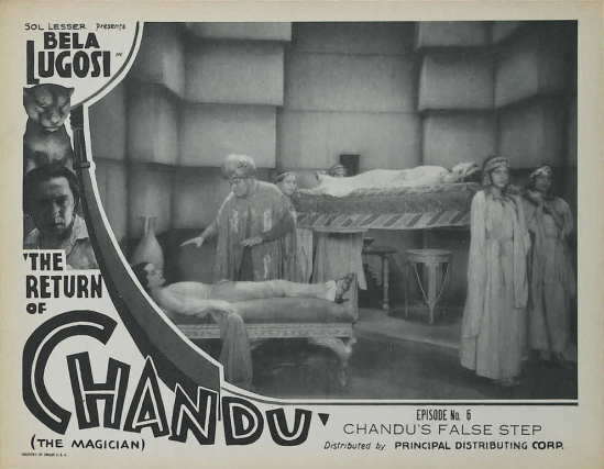 The Return of Chandu Episode 6 Lobby Card 7