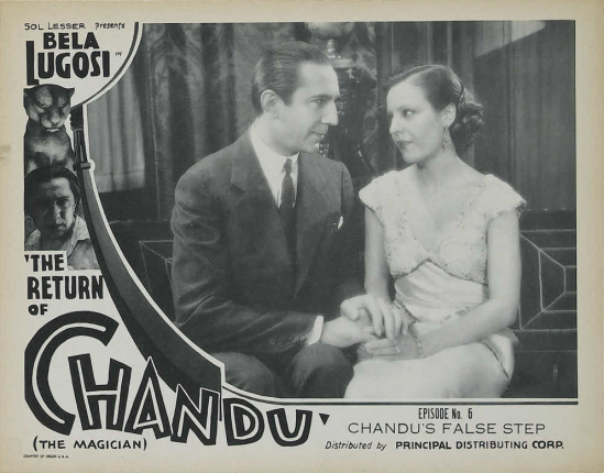 The Return of Chandu Episode 6 Lobby Card 8