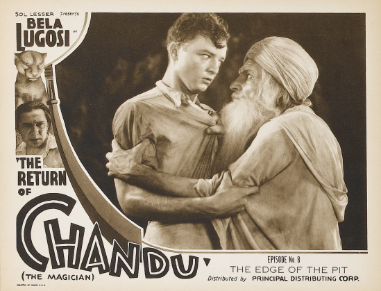 The Return of Chandu Episode 8 Lobby Card 2